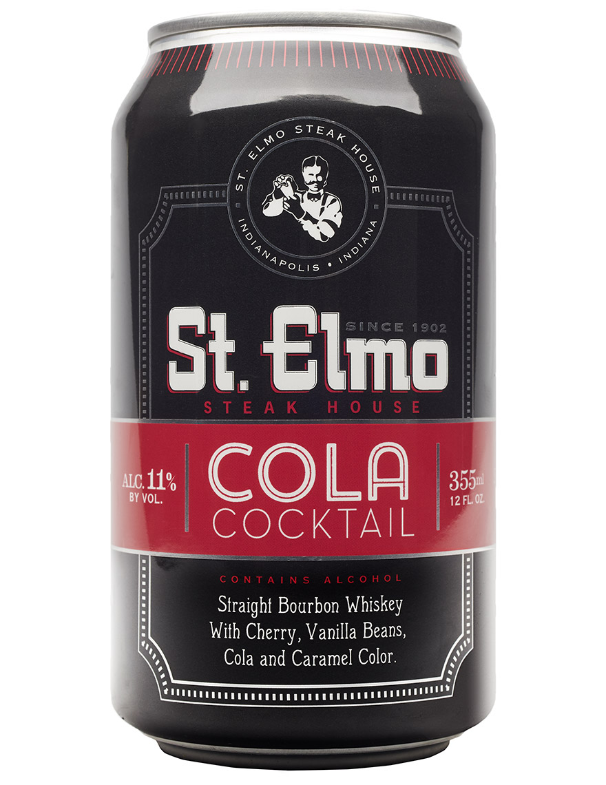 St. Elmo Cola Cocktail